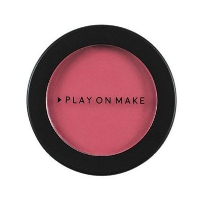 PLAY ON MAKE プレイオンメイク ブルームチーク PM-0017 ローズプラム