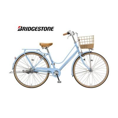 (店舗受取送料割引)ブリヂストン(BRIDGESTONE) 21'カジュナ スイートライン スタンダート(チェーン)26型 CS63T1 ファミリーサイクル