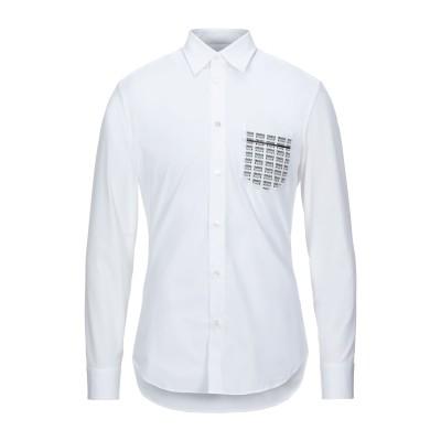 メゾン マルジェラ MAISON MARGIELA シャツ ホワイト 38 コットン 100% シャツ