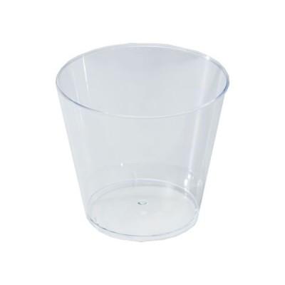 ハードクリアカップ 215ml 40個入  TS-21
