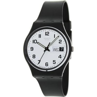 [スウォッチ]SWATCH 腕時計 ONCE AGAIN GB743 メンズ