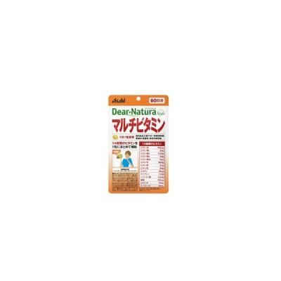 アサヒグループ食品 ディアナチュラスタイル マルチビタミン(60日) 60粒(パウチ) 栄養機能食品
