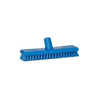 ヴァイカン デッキブラシ ハードタイプ 7041 65×275mm <ブルー>