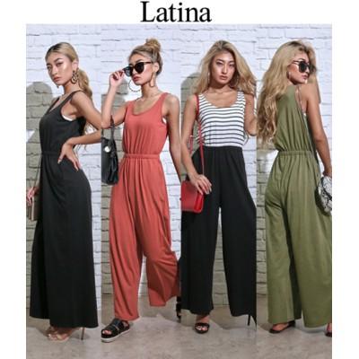 anap Latina 2パターンリラックスオールインワン