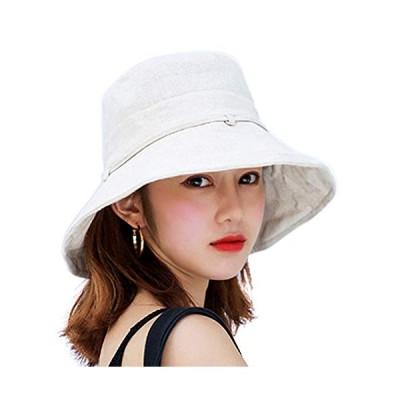 UVカット 帽子 ハット レディース 日よけ帽子 紫外線対策 日焼け防止 熱中症予防 折りたたみ つば広 軽量 おしゃれ 可愛い 婦人用 ハット 旅行