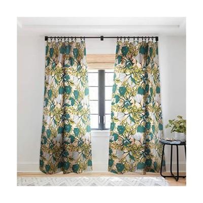 Deny Designs 65512-shwc05 Marta Barragan Camarasa Tropical Autumnal Bl