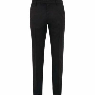 ベルルッティ Berluti メンズ スラックス ボトムス・パンツ Alessandro wool-twill trousers Dark grey