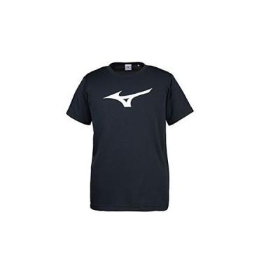 ミズノ ビッグロゴTシャツ ブラックX Lサイズ 32JA815509-XL