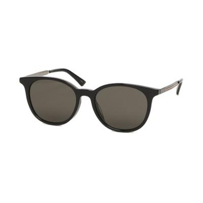 (GUCCI/グッチ)グッチ サングラス アイウェア メンズ 54サイズ グレー ブラック 643005 J0740 アジアンフィット GUCCI GG0830SK 001/ユニセックス その他