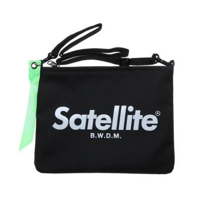 サテライト Satellite レディース ショルダーバッグ BASIC SACOCHE STBSF3175
