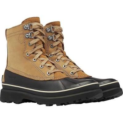 ソレル Sorel メンズ ブーツ シューズ・靴 Caribou Storm Waterproof Boot Buff