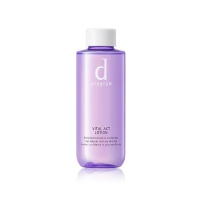 資生堂 d プログラム バイタルアクト ローション MB 敏感肌用化粧水 レフィル (125ml) 薬用化粧水