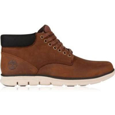 ティンバーランド TIMBERLAND メンズ ブーツ シューズ・靴 brad boots Brown TB