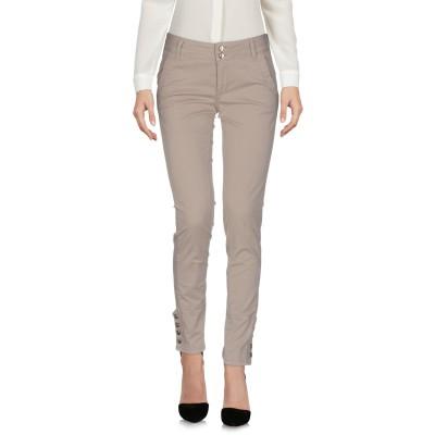 リュー ジョー LIU •JO パンツ ライトグレー 25 97% コットン 3% ポリウレタン パンツ