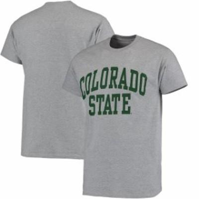 Fanatics Branded ファナティクス ブランド スポーツ用品  Colorado State Rams Gray Basic Arch T-Shirt