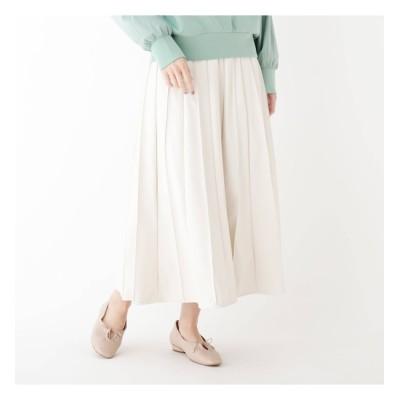 【AG バイアクアガール/AG by aquagirl】 フェイクレザープリーツスカート