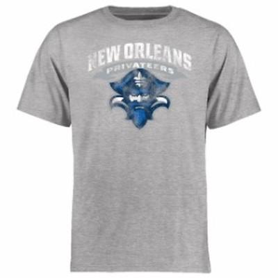 Fanatics Branded ファナティクス ブランド スポーツ用品  New Orleans Privateers Ash Big & Tall Classic Primary T-