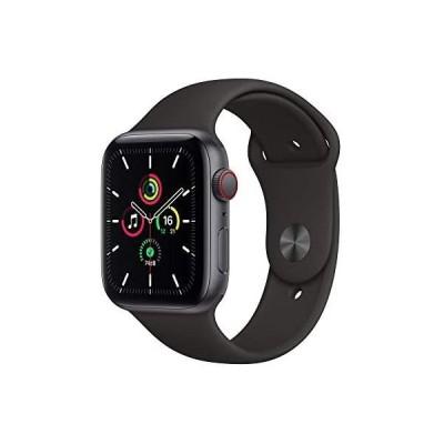 最新 Apple Watch SE(GPS + Cellularモデル)-