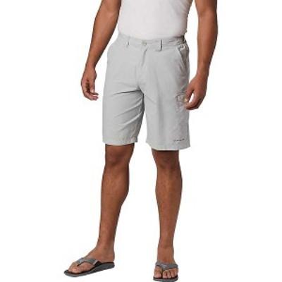 コロンビア メンズ ハーフパンツ・ショーツ ボトムス Columbia Men's Blood And Guts III Short Cool Grey