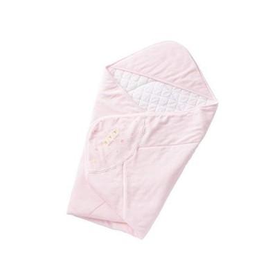 creme de coco DX パイル ベビー アフガン おくるみ 厚手タイプ ガーゼ キルト [肌掛け/ケープ/シーツ/ブランケット] 赤ちゃん