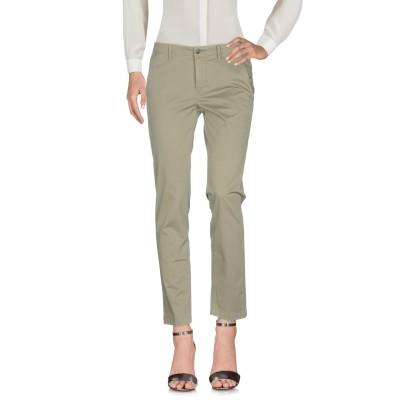 SIVIGLIA WHITE パンツ ミリタリーグリーン 27 コットン 97% / ポリウレタン 3% パンツ