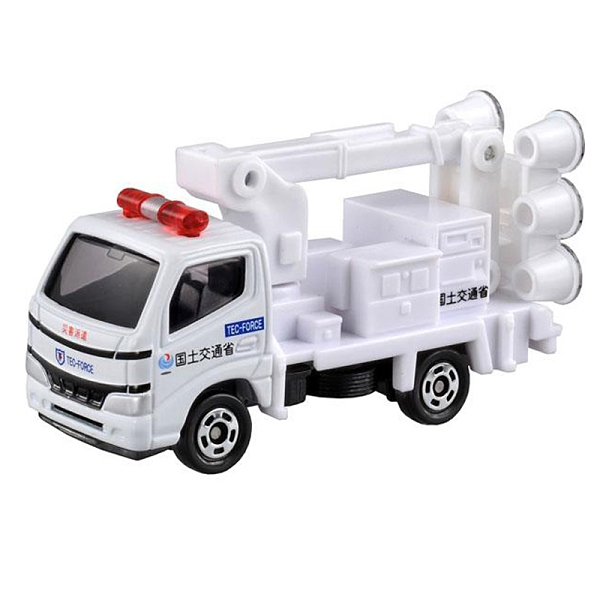 TOMICA 小車 32 國土交通省 照明車 TOYeGO 玩具e哥