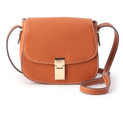 Couture Brooch(クチュールブローチ)/サドルミニショルダーバッグ