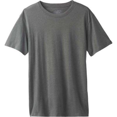 プラーナ メンズ Tシャツ トップス Prana Men's Prana Crew- Standard Tall