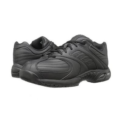 Dr. Scholl's Work ドクターショール メンズ 男性用 シューズ 靴 スニーカー 運動靴 Cambridge II - Black Leather
