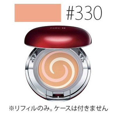 SK-II COLOR クリアビューティ エナメルラディアント クリーム コンパクト(リフィル)【#330】 #ラディアント オークル SPF30/PA+++ 10.5g
