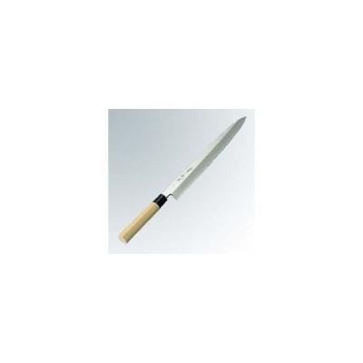 EBM  兼松作 日本鋼 柳刃庖丁 36cm