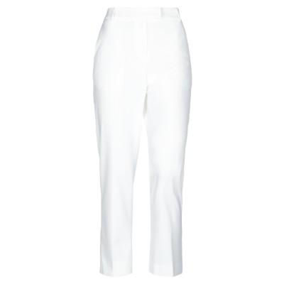 アレッサンドロデラクア ALESSANDRO DELL'ACQUA パンツ ホワイト 38 ポリエステル 90% / ポリウレタン 10% パンツ