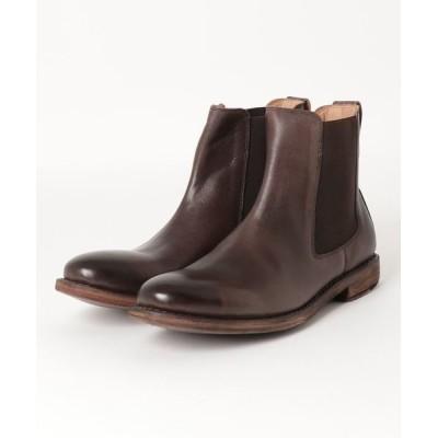 ANDEX shoes product / London Shoe Make / ロンドンシューメイク ≪グッドイヤーウェルト製法≫ サイドゴア ショートブーツ 616 MEN シューズ > ブーツ