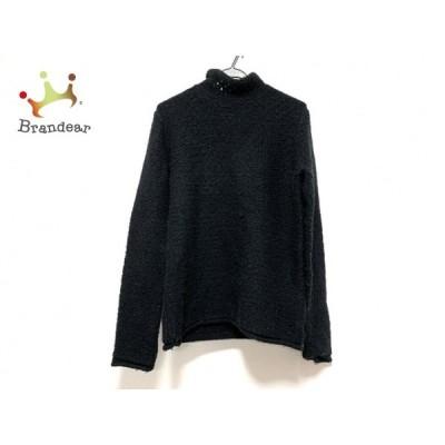 アレキサンダーワン TbyALEXANDER WANG 長袖セーター サイズS レディース 黒 ハイネック   スペシャル特価 20210107