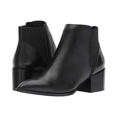 Chinese Laundry Finn Bootie レディース ブーツ Black Leather