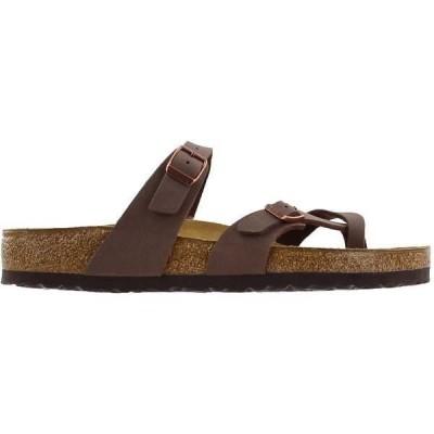 ビルケンシュトック レディース サンダル シューズ Mayari Birko-Flor Footbed Sandal