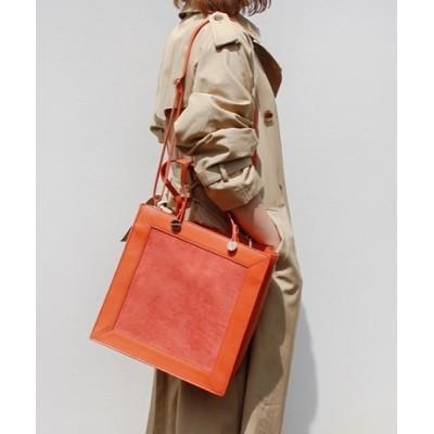 CASSELINI / 【直営店限定】Casselini(キャセリーニ)2wayスクエアトートバッグ WOMEN バッグ > ショルダーバッグ