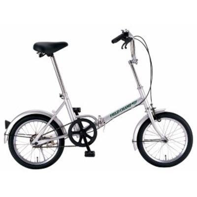 FIELD CHAMP365(フィールドチャンプ365) 16インチ折りたたみ自転車 FDB16 No.72750