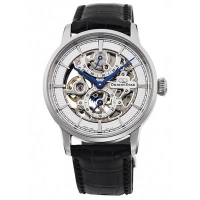 【国内正規品】ORIENT オリエント 腕時計 RK-AZ0002S メンズ ORIENT STAR オリエントスター Classic Collection SKELETON 手巻き
