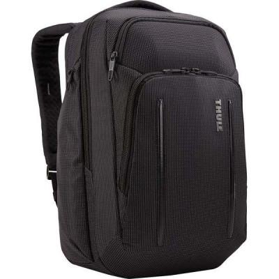 スリー バックパック・リュックサック メンズ バッグ Crossover 2 30L Backpack Black
