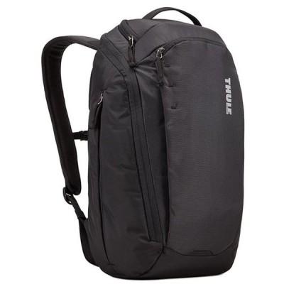 スーリー(THULE) EnRoute Backpack 23L Black_ビジネス_バックパック_リュックサック_デイパック_旅行 トラベ