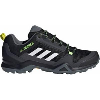 アディダス メンズ ブーツ・レインブーツ シューズ adidas Men's Terrex Ax3 Hiking Shoes Black