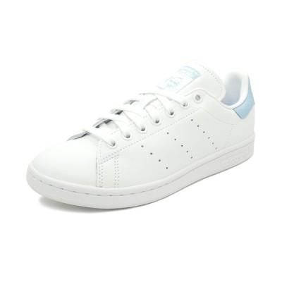 スニーカー アディダス adidas スタンスミスウィメンズ ホワイト/クリアスカイ EF6877 レディース シューズ 靴 20Q1