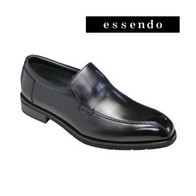 防水シューズマドラスウォーク/ゴアテックスサラウンド搭載のビジネスシューズ(スワールモカ)/MW5610S(ブラック)/メンズ 靴