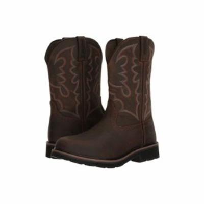 ウルヴァリン ブーツ Ranch Hand Dark Brown