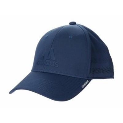 アディダス メンズ 帽子 アクセサリー Gameday Stretch Fit Cap Blue/Crew Navy