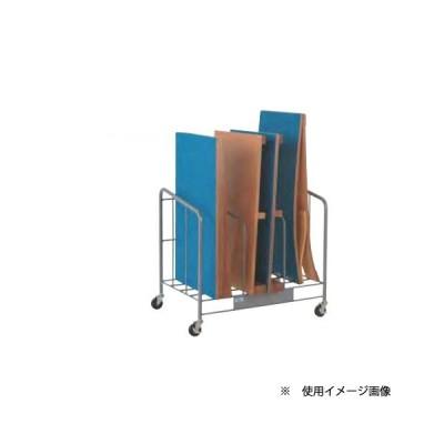 法人限定 踏切板運搬車 ロイター板 運搬車 荷車 保管用 収納 跳び箱備品 体育用品 体育 学校 スポーツ施設 S-8025