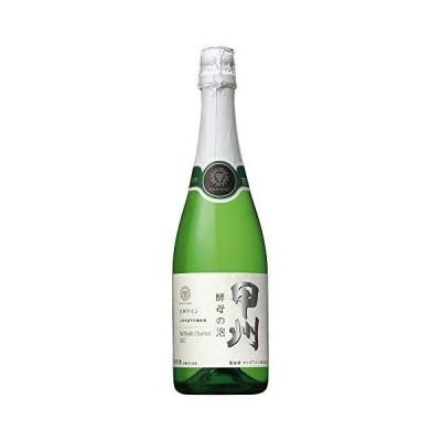 日本ワインスパークリング売上NO.1 マンズ 酵母の泡 甲州 スパークリング 中辛口 日本 720ml