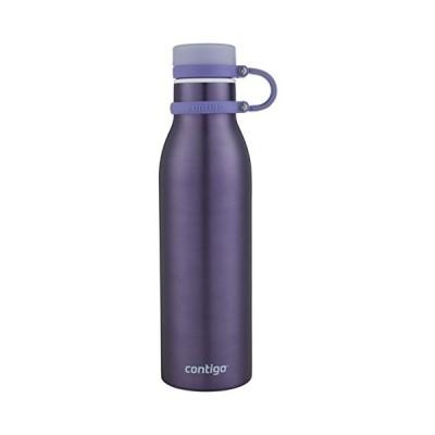 Contigo Matterhorn水ボトル、20オンス 20 oz パープル 2001497