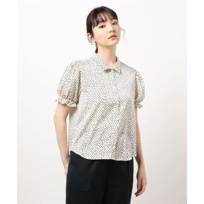 シャツ ブラウス coeur blouse